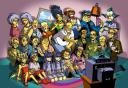Simpsons goes Anime
