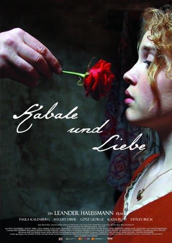 2006 wurde eine verfilmung des stoffes kabale und liebe von friedrich