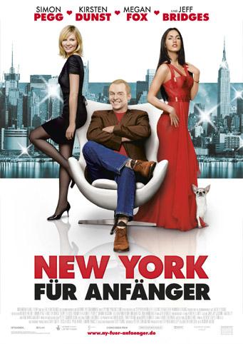 New York Für Anfänger Mittelmäßiges Mit Simon Pegg Flimmerblog
