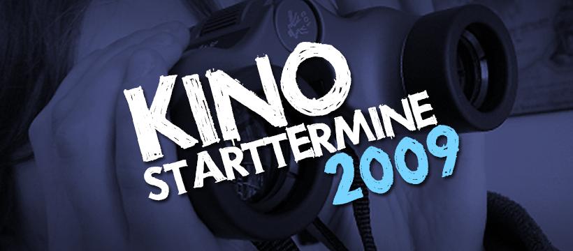 Kino Starttermine