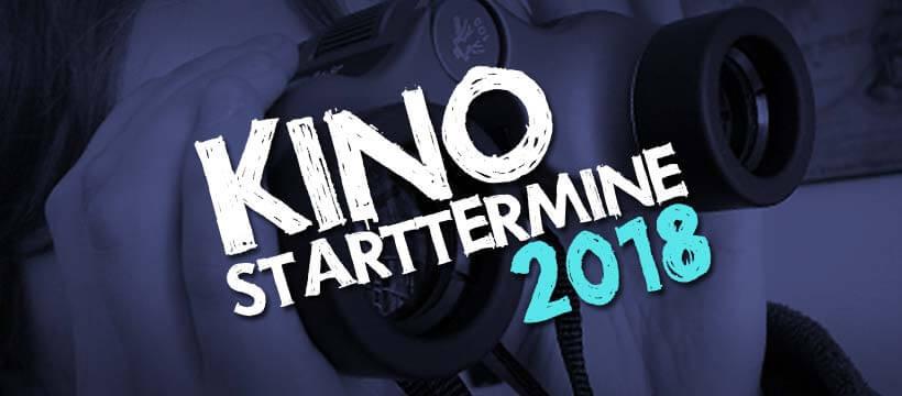 Kino-Vorschau 2018